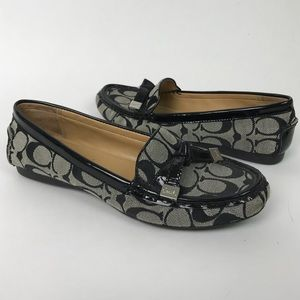 NEW Coach Driving Loafers